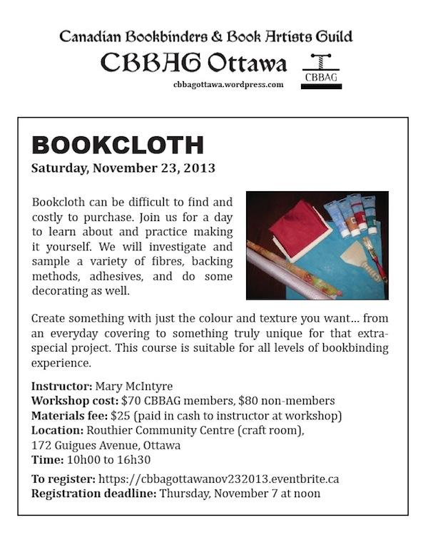 bookcloth