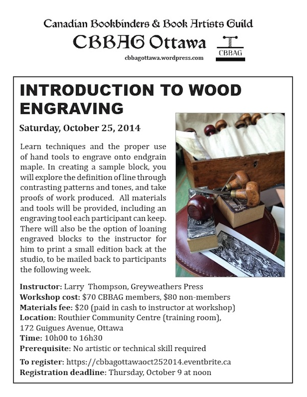 introduction to wood engraving