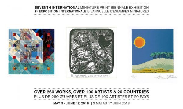 OSA 7th international mini print exhibition