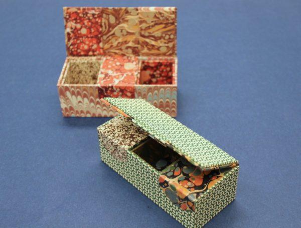 Magic Box with Secret Compartments